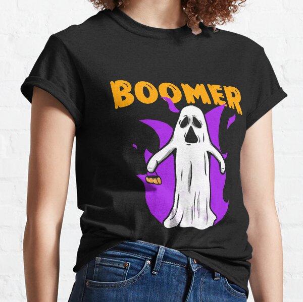 Halloween Boomer Shirt Classic T-Shirt