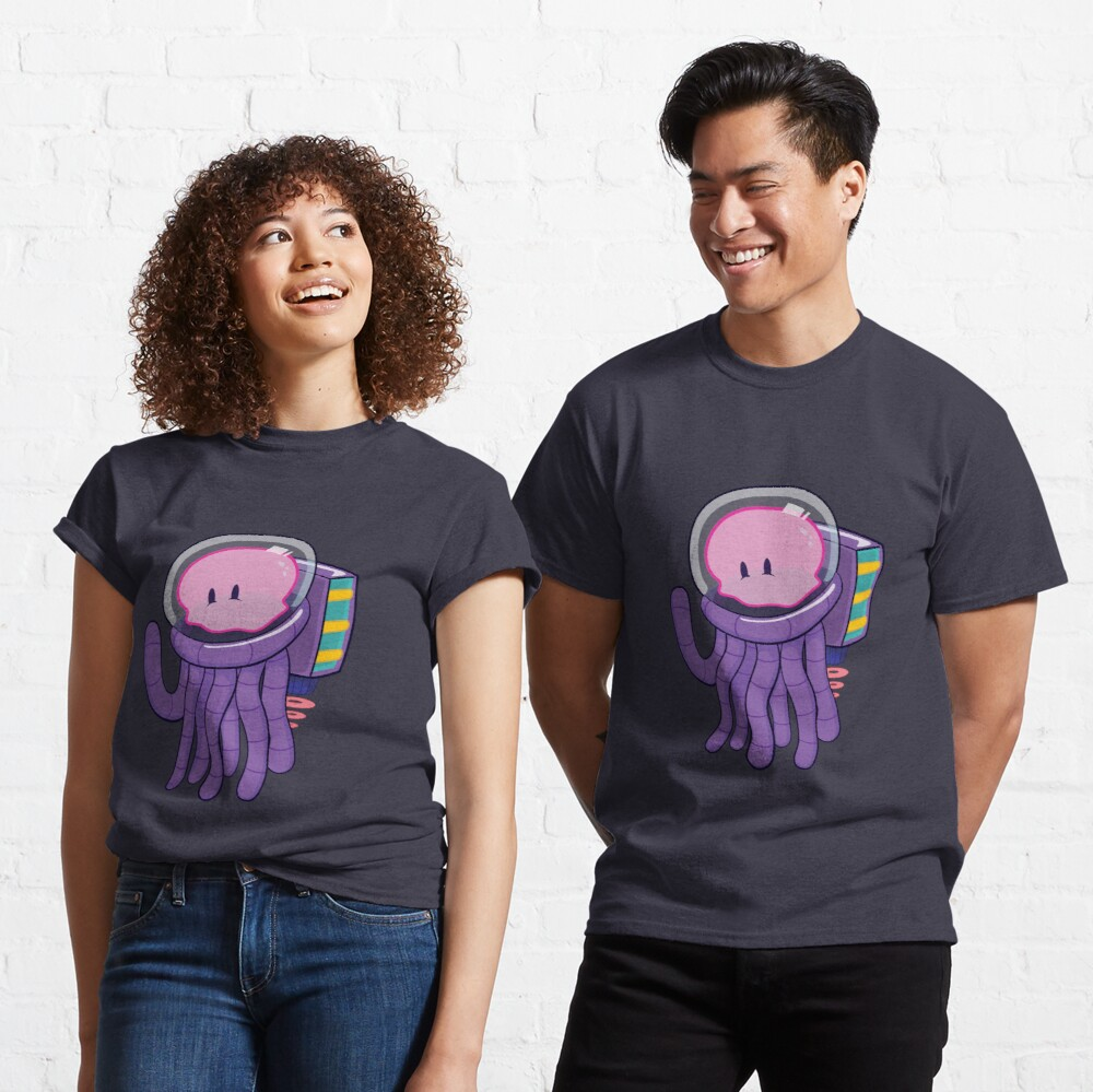 Cosmo the Space Jellyfish Classic T-Shirt