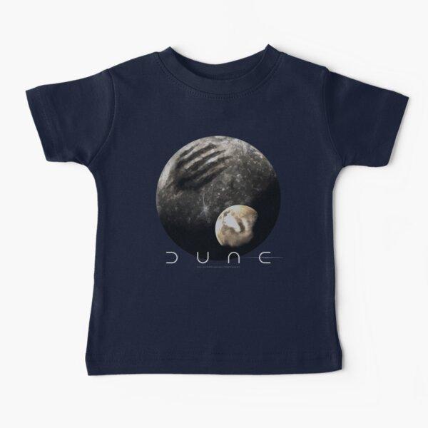 Dune Planets Art Design - Dune (2020 film) Baby T-Shirt