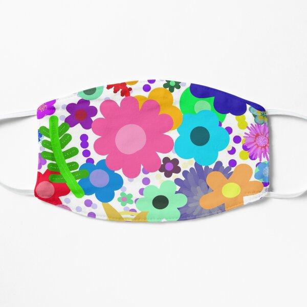 Garden of flowers Mask
