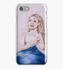 Airbrush Art - Healing Her? iPhone Case/Skin