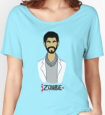 Ravi iZombie Women's Relaxed Fit T-Shirt