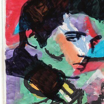Elvis by chesleysmith