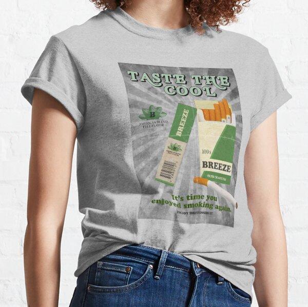 Breeze Cigarettes Classic T-Shirt