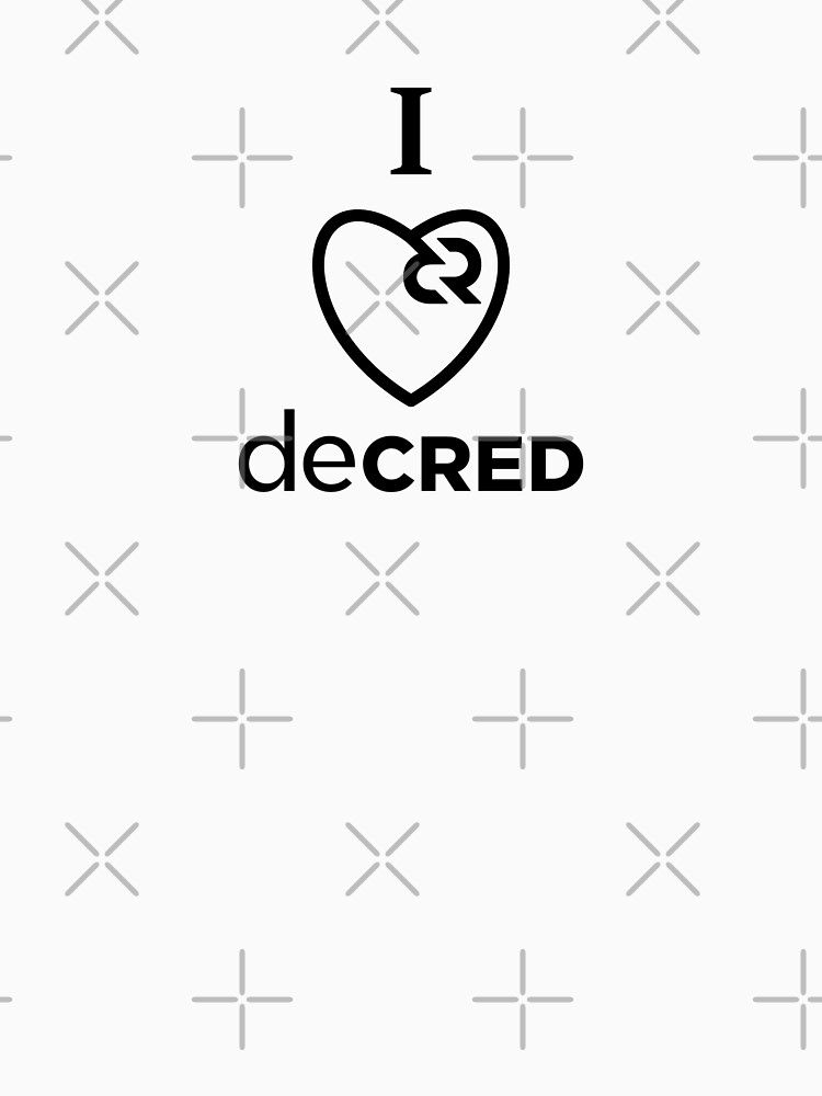 I love Decred v2 by OfficialCryptos