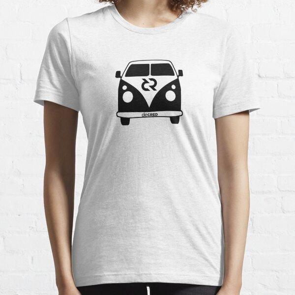 Decred van Essential T-Shirt