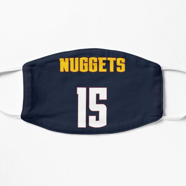 Denver Nuggets Jersey Background Flat Mask
