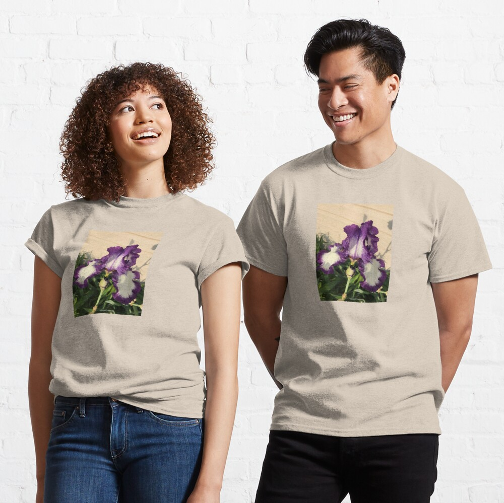 Mother's Garden-The American Classis-Iris Classic T-Shirt