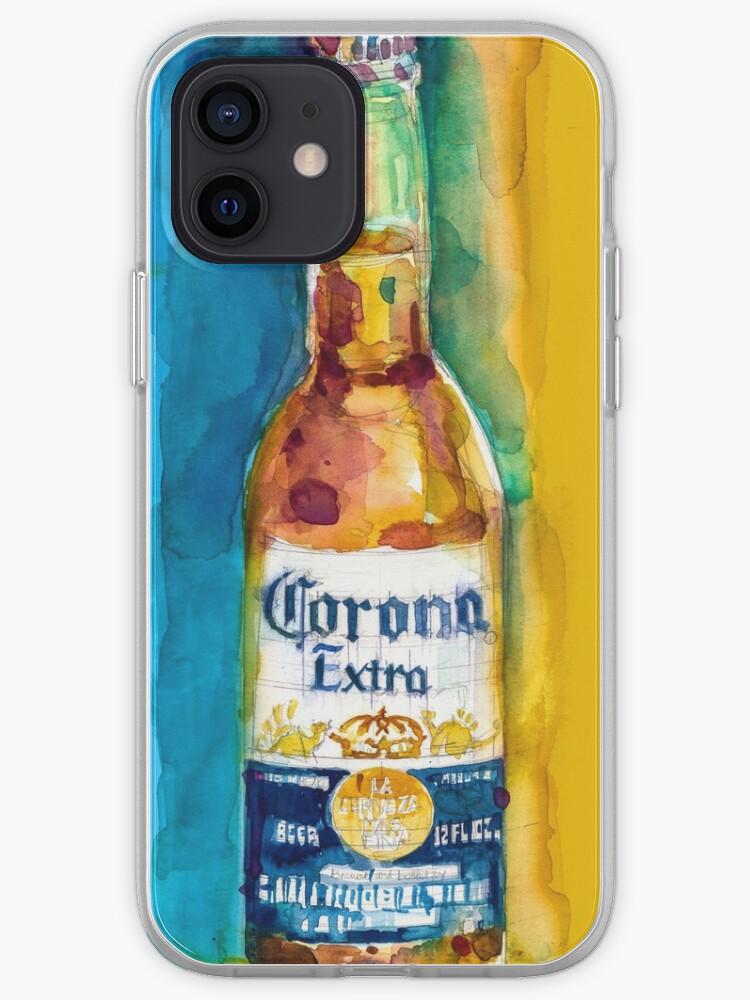 Extra bière mexicaine   Coque iPhone