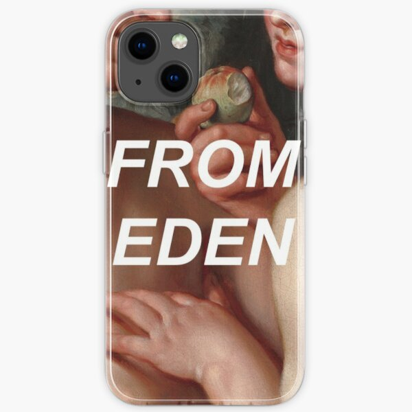 From Eden (Hozier) iPhone Soft Case