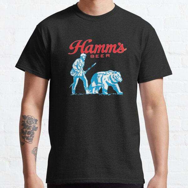 Vintage faded Hamms Beer Classic T-Shirt