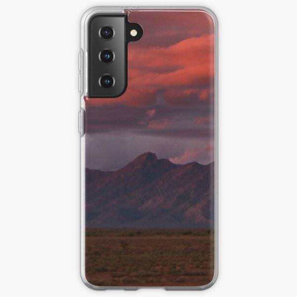 Sunset, Flinders Ranges, Outback South Australia, Australia Samsung Galaxy Soft Case