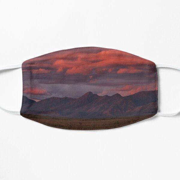 Sunset, Flinders Ranges, Outback South Australia, Australia Flat Mask
