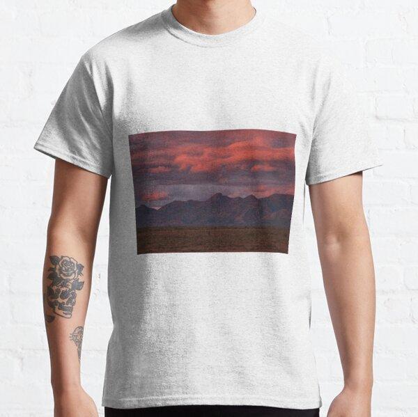 Sunset, Flinders Ranges, Outback South Australia, Australia Classic T-Shirt