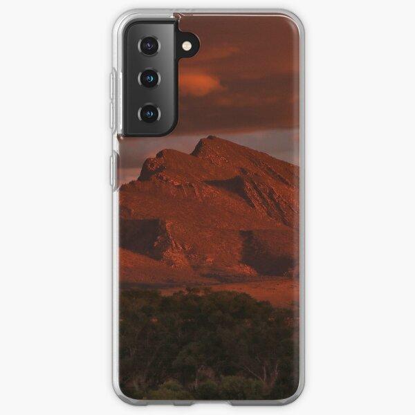 Sunset, Flinders Ranges, Outback South Australia, Australia 2 Samsung Galaxy Soft Case