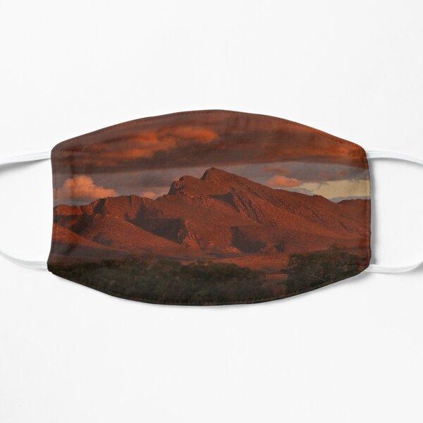 Sunset, Flinders Ranges, Outback South Australia, Australia 2 Flat Mask