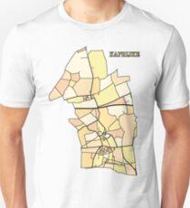 Kaprijke Geel Pastel Unisex T-Shirt
