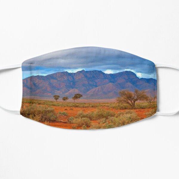Evening clouds, Flinders Ranges,Outback Australia Flat Mask