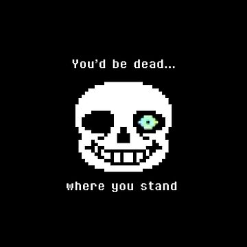 Undertale Sans by NickLiStuff