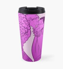 Doflamingo & Crocodile Travel Mug
