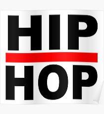 HIP HOP STRIP Poster