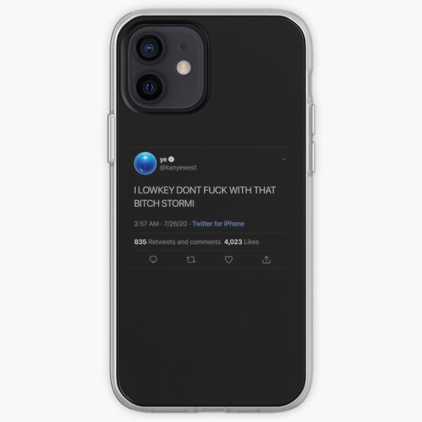 Kanye Tweet Coque souple iPhone