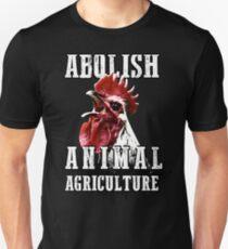 Abolish Animal Agriculture T-Shirt