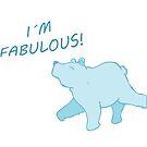 Ice teddy is  fabulous! by sekip