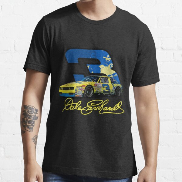 Dale Sr #3 Retro Stock Car Essential T-Shirt
