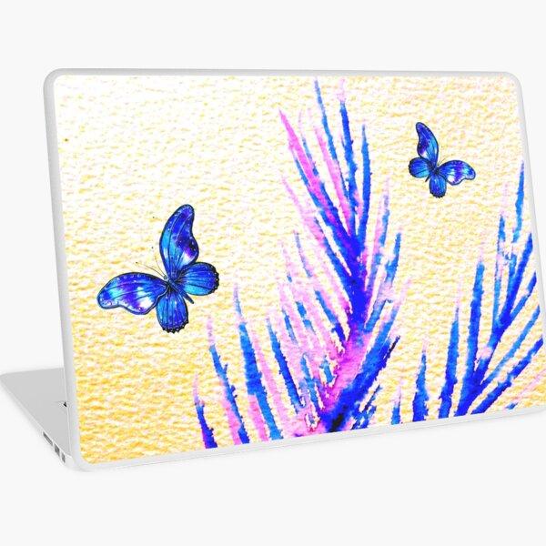 Butterfly Songs Laptop Skin