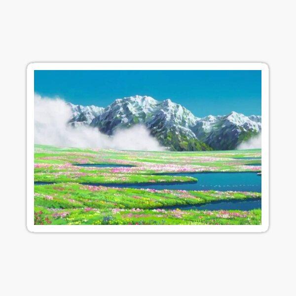 Paysage 1-HMC Sticker