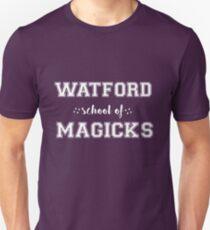 Watford School Of Magicks T-Shirt