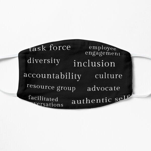 Corporate America Buzzwords Mask