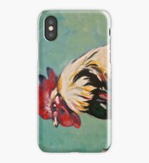 Rooster Inis Mor Ireland 2012Ⓒ iPhone Case/Skin