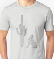 Lonely Coyote T-Shirt