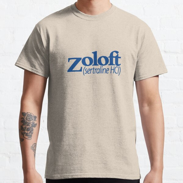 Zoloft logo Classic T-Shirt