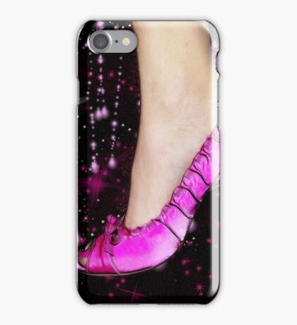 I Love My Pink Shoes!! (Views: 16062 - Features: 22) iPhone Case/Skin