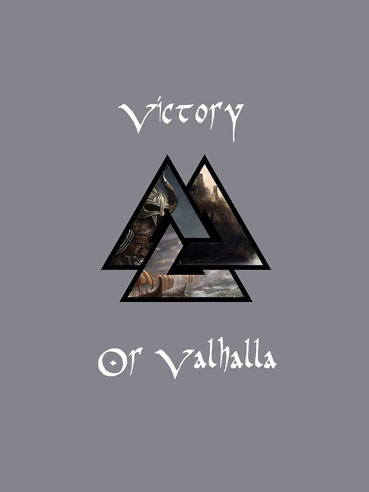 Victory or Valhalla by FonziDude