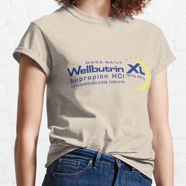 wellbutrin XL logo Classic T-Shirt