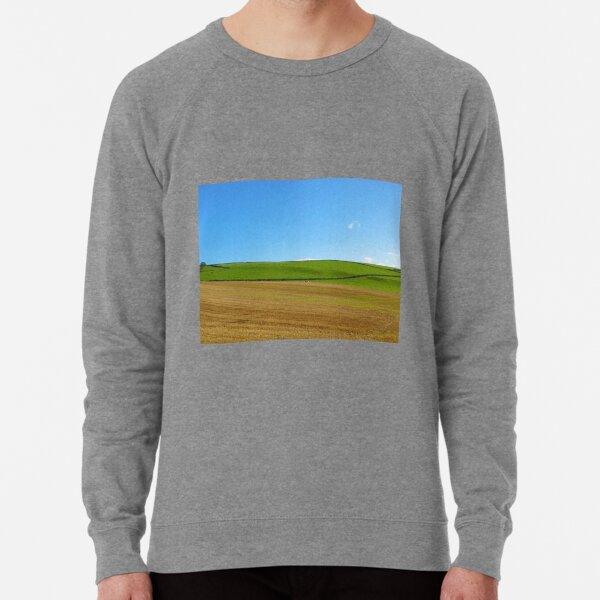 Scottish hills Lightweight Sweatshirt