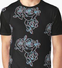 Halsey Roses Grafik T-Shirt
