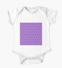 The Haunted Mansion Wallpaper - Light Purple  Kids Clothes