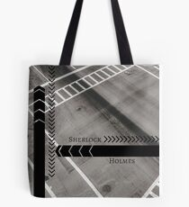 Sherlock- Mind Palace Directions Tote Bag