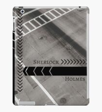 Sherlock- Mind Palace Directions iPad Case/Skin