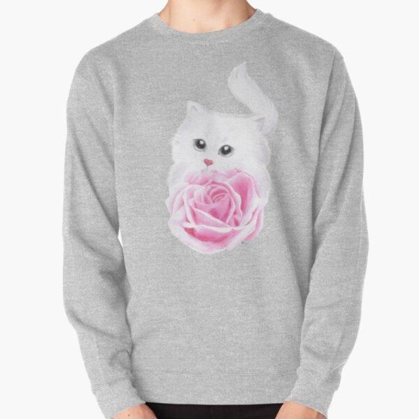 Inside my little heart Pullover Sweatshirt
