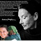 AUDREY humanitarian work by Dulcina