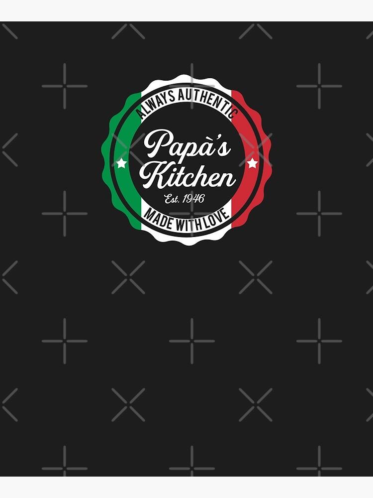 Papà's Kitchen! by AndiamoColorado