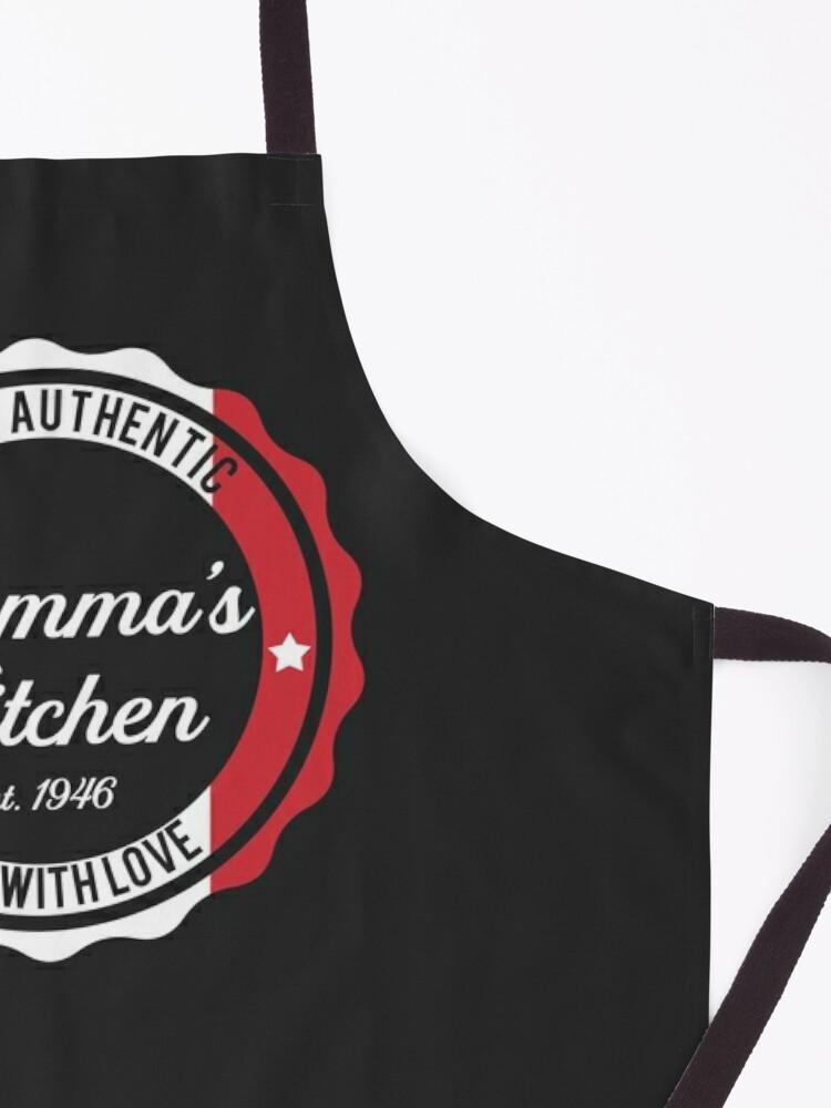 Alternate view of Mamma's Kitchen! Apron