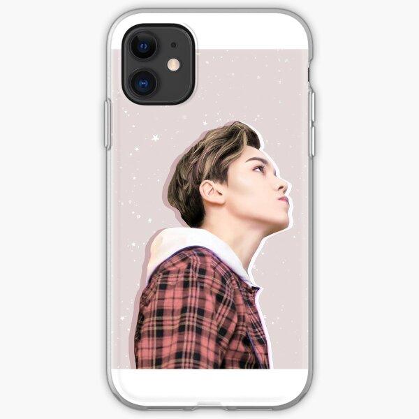 SEVENTEEN Vernon/Hansol  iPhone Soft Case
