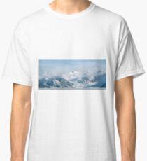 Transantarctic Range, Victoria Land, Antarctica Classic T-Shirt